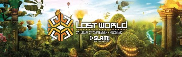 Lost World festival powered by SLAM!