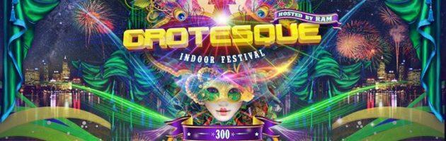 Grotesque Indoor Festival #300