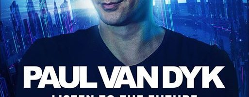 Paul Van Dyk Saturday 16th Sept Tickets Running Low
