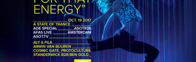 19.10.2017 A State Of Trance – ADE Special, Amsterdam (NL)
