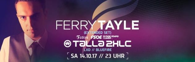 Ferry Tayle & Talla 2XLC