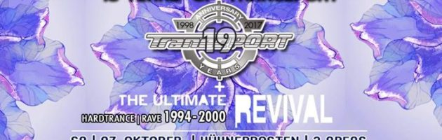 19 Years of Tranceport + The Ultimate Revival