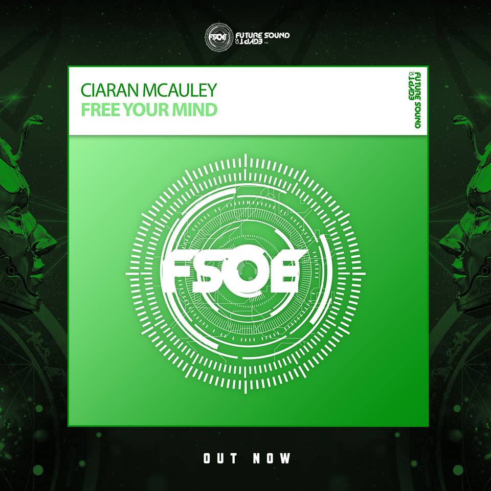 Ciaran McAuley - Free Your Mind
