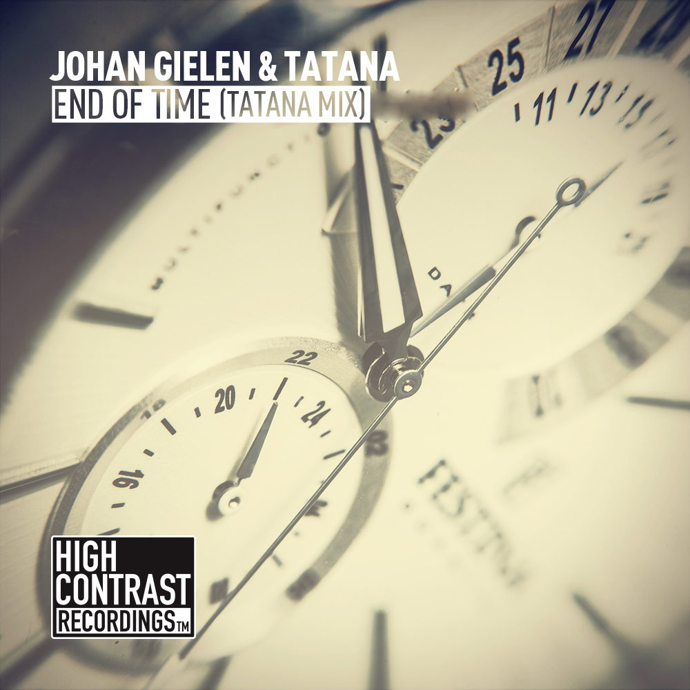 Johan Gielen & Tatana - End Of Time (Tatana Mix)