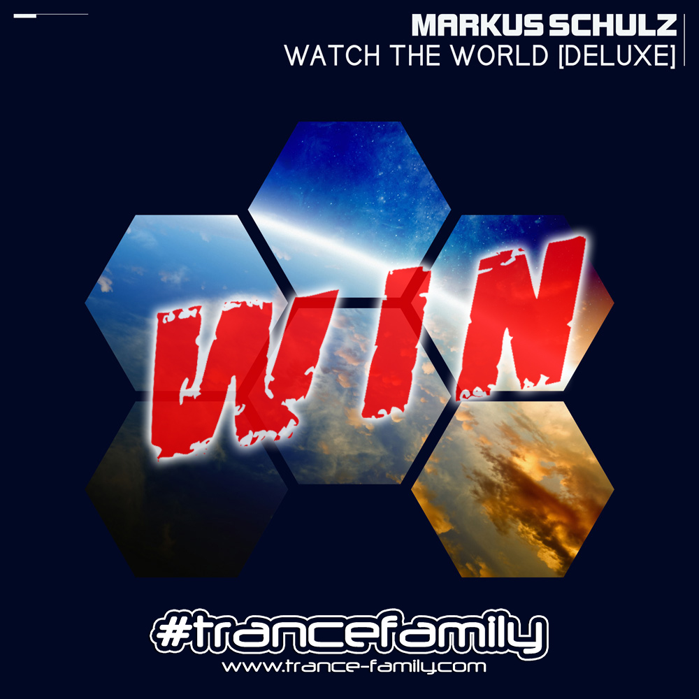 Markus Schulz Watch The World Deluxe Edition win