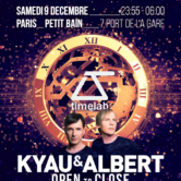 09.12.2017 Kyau & Albert OTC, Paris (FR)