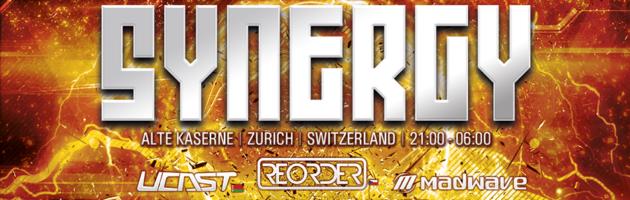 18.11.2017 SYNERGY w/ ReOrder, Zurich (CH)