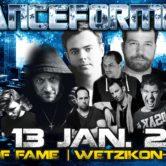 13.01.2018 10 Years Tranceformers, Wetzikon (CH)