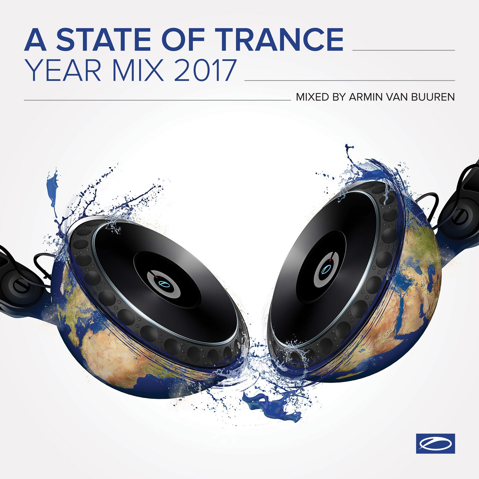 A State Of Trance Year Mix 2017 mixed by Armin van Buuren