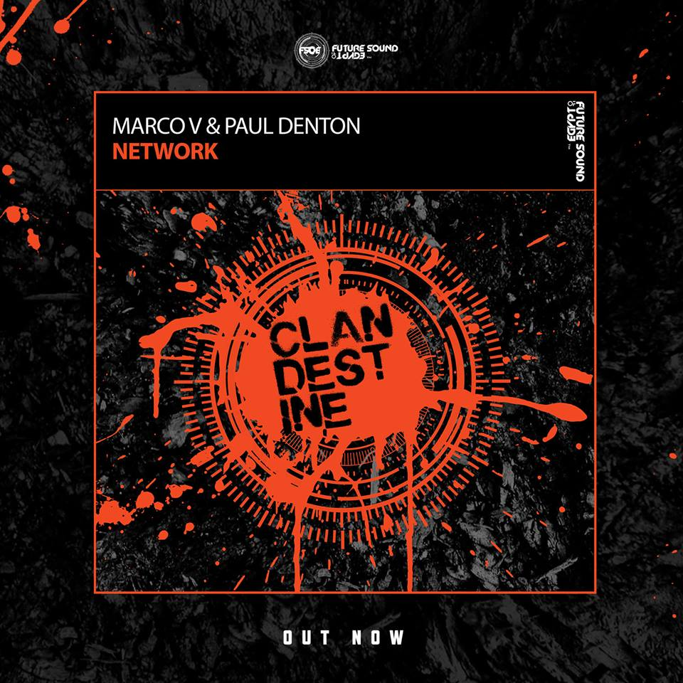 Marco V & Paul Denton - Network