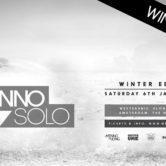 06.01.2018 Menno Solo – Winter Edition, Amsterdam (NL) #WIN TICKETS