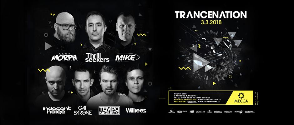 03.03.2017 Trancenation, Prague (CZ)
