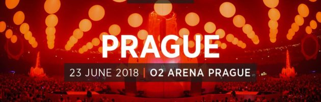 Sensation returns to Prague in June!