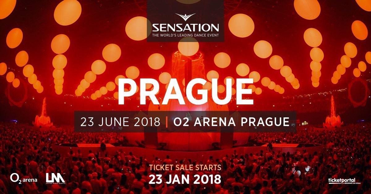 23.06.2018 Sensation, Prague