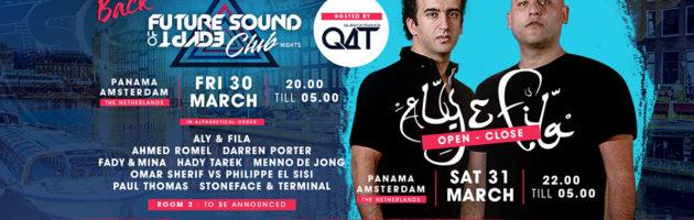 30.-31.03.2018 FSOE Weekender, Amsterdam (NL)