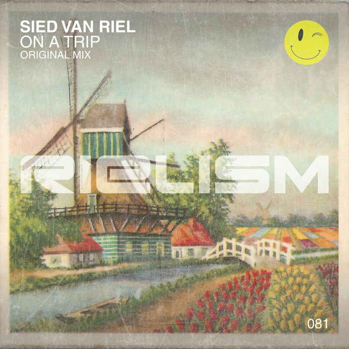 Sied van Riel - On A Trip