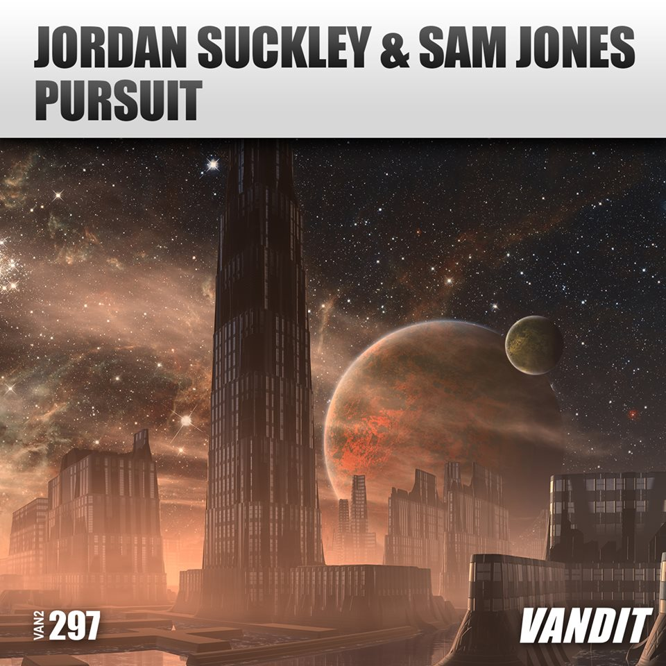 Jordan Suckley & Sam Jones - Pursuit