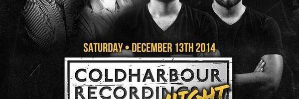 13.12.2014 Coldharbour Recordings Night