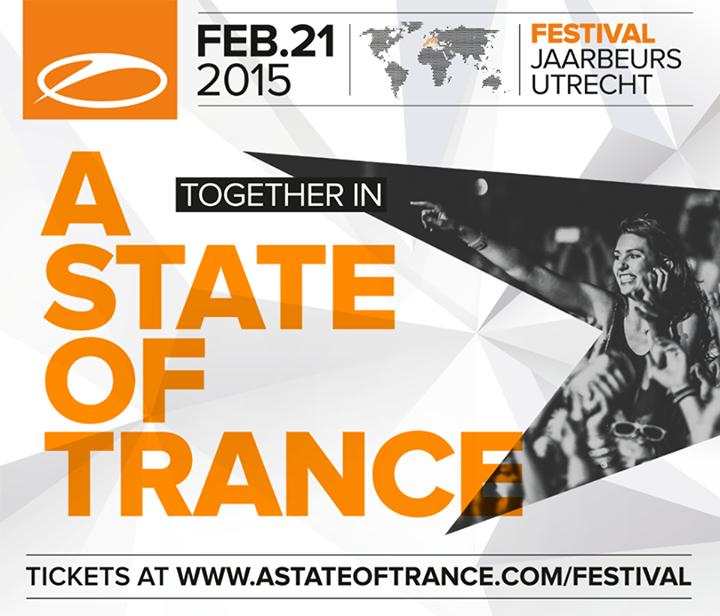 21.02.2015 ASOT Festival Utrecht (+ Bus Tour)