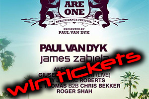 04.07.2015 We Are One Festival, Berlin (GER) # WIN TICKETS