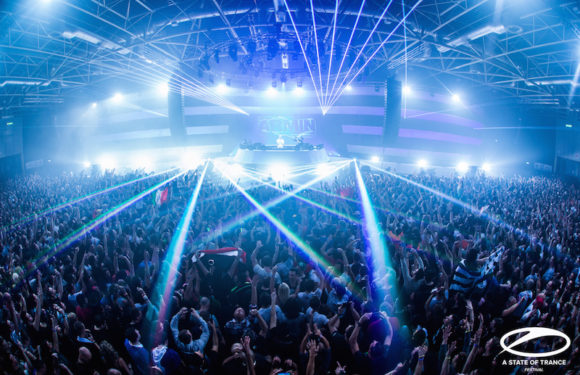"Successful kick off ""A State Of Trance Festival"" incl. Sets"