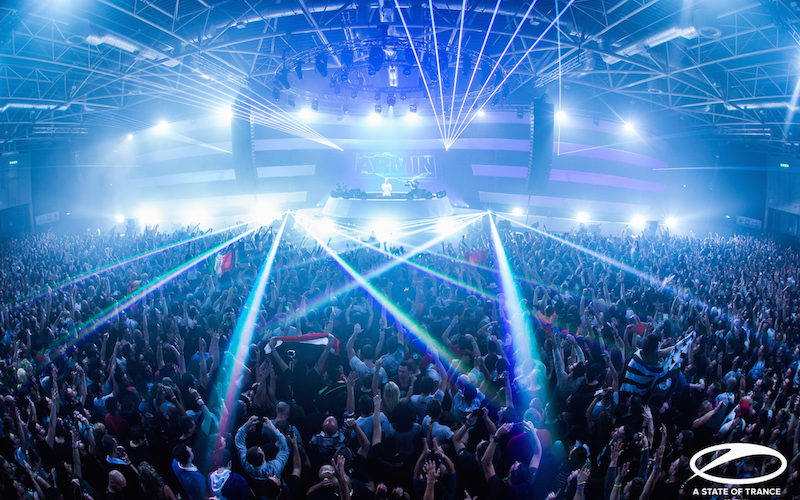 """Successful kick off """"A State Of Trance Festival"""" incl. Sets"""