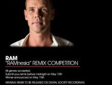 RAM – RAMnesia Remix Competition