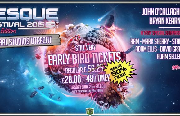 Urgent Announcement from PT Events about the Grotesque Indoor Festival 2015 Winter Edition