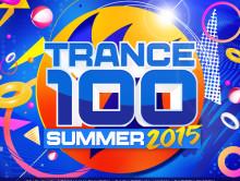 Trance 100 – Summer 2015