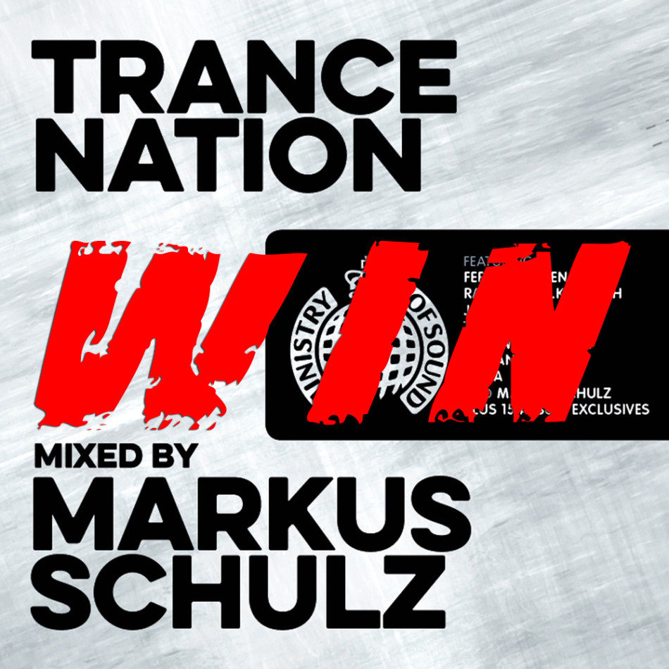 WIN] Ministry Of Sound pres  Trance Nation mixed by Markus