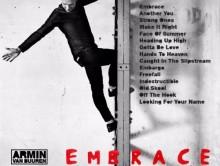 "Armin van Buuren reveals full tracklist to his new album ""Embrace"""