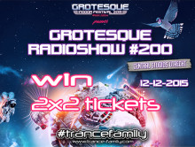 "Win 2×2 invites for Grotesque Indoor Festival ""Winter Edition"" & GROTESQUE 200 Radio Show Celebration"