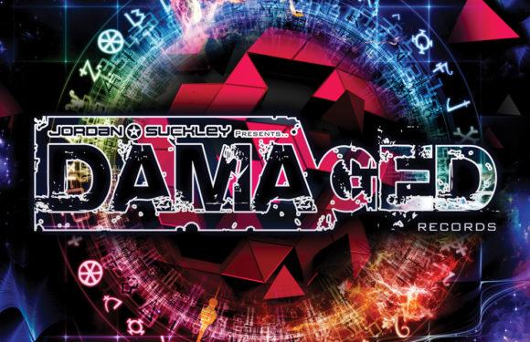 "Damaged Records ""Red Alert"" b2b Edition mixed by Jordan Suckley, Liquid Soul & Sam Jones"