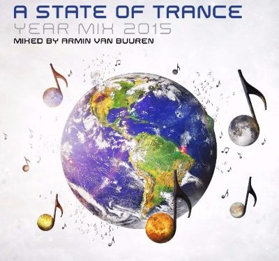 """37 million listeners for Armin van Buuren's """"A State Of Trance Year Mix 2015"""""""