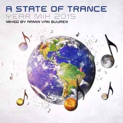 "Armin van Buuren ""A State Of Trance Year Mix 2015"""