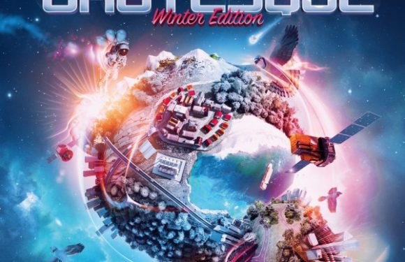 """""""Grotesque Winter Edition"""" mixed by RAM & Mark Sherry"""