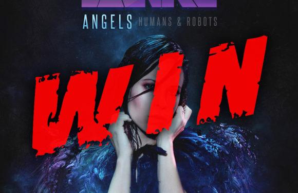 "Betsie Larkin pres. Larke ""Angels Humans & Robots"" – WIN A COPY"