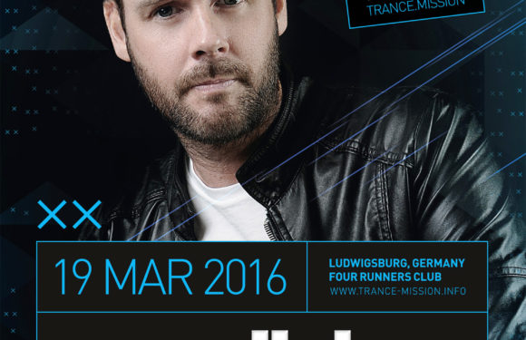 "19.03.2016 Trance.Mission ""7 Years"", Ludwigsburg (GER)"