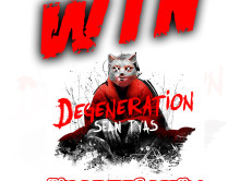 "The New Artist Album From Sean Tyas ""Degeneration"" – WIN A COPY"
