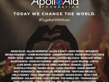 The Apollo Aid Foundation launches to unite artists and fans in the first-ever joint Dance music charity