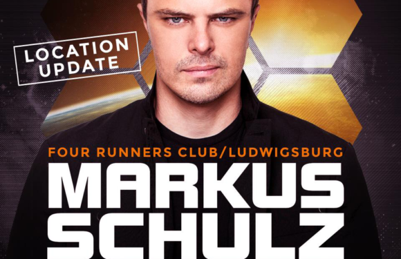 25.05.2016 TRANCE.MISSION pres. MARKUS SCHULZ, Ludwigsburg (GER) + EXCLUSIVE INTERVIEW + WIN TICKETS
