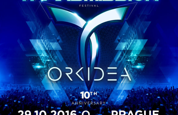 Finland's finest DJ joins the Transmission line up: Orkidea
