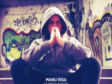 "Bonzai Progressive pres. the debut album from Manu Riga ""Surrounded"""