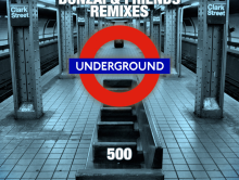 Bonzai & Friends – 500 – The Remixe