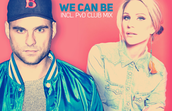 Chris Bekker &  Tricia McTeague – We Can Be (Inc. Paul van Dyk Mix)