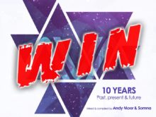 AVA 10 Years – Past, Present & Future mixed by Andy Moor & Somna #WIN A COPY