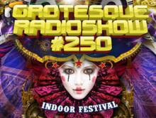 RAM celebrates 250th Grotesque Radio Show in Maassilo, Rotterdam (NL)