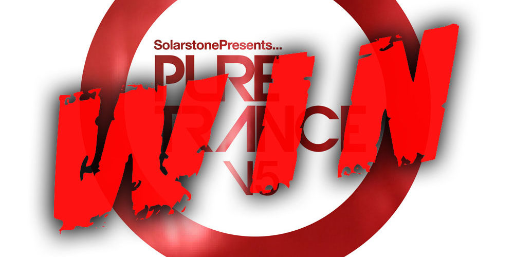 Solarstone pres. Pure Trance V mixed by Solarstone, Sneijder & Forerunners #WIN A COPY