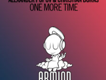 Alexander Popov & Christian Burns – One More Time