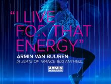 Armin van Buuren – I Live For That Energy (ASOT 800 Anthem)